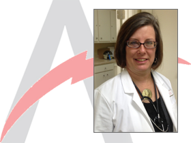 Applied Research Center of Arkansas Express Walk-in Clinic, Donna Wright, APN